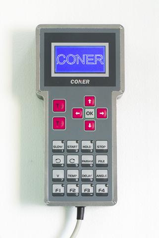 Panel operatorski LCD
